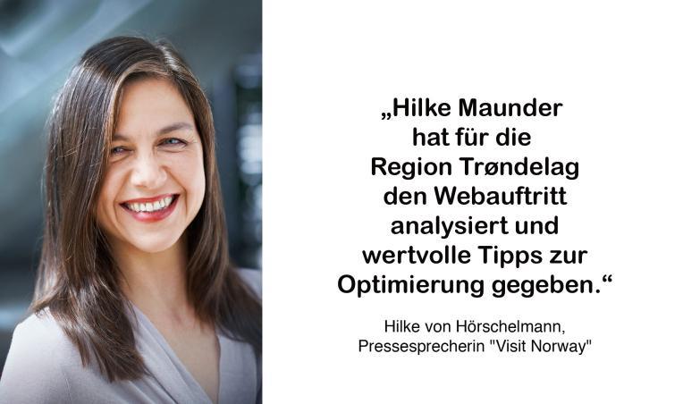 Hilke v. Hörschelmann_Testimonial