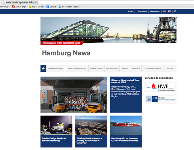 hamburgnews