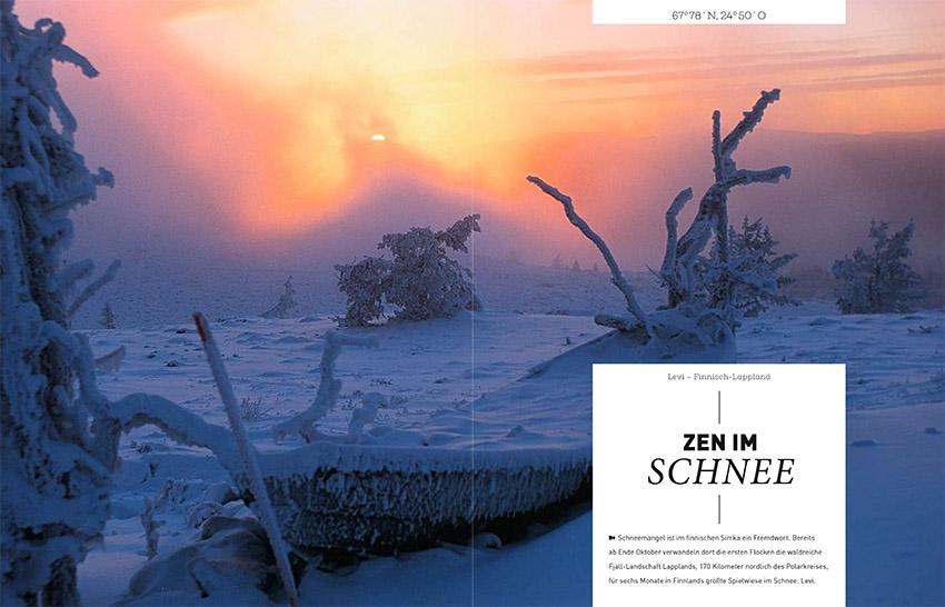 Waldwunder: Lappland