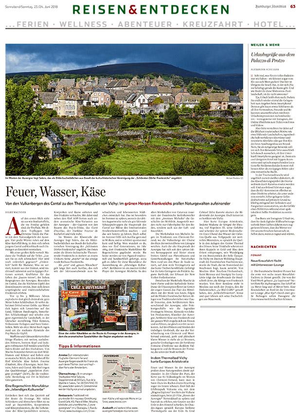 Funkemedien_ Auvergne von Hilke Maunder