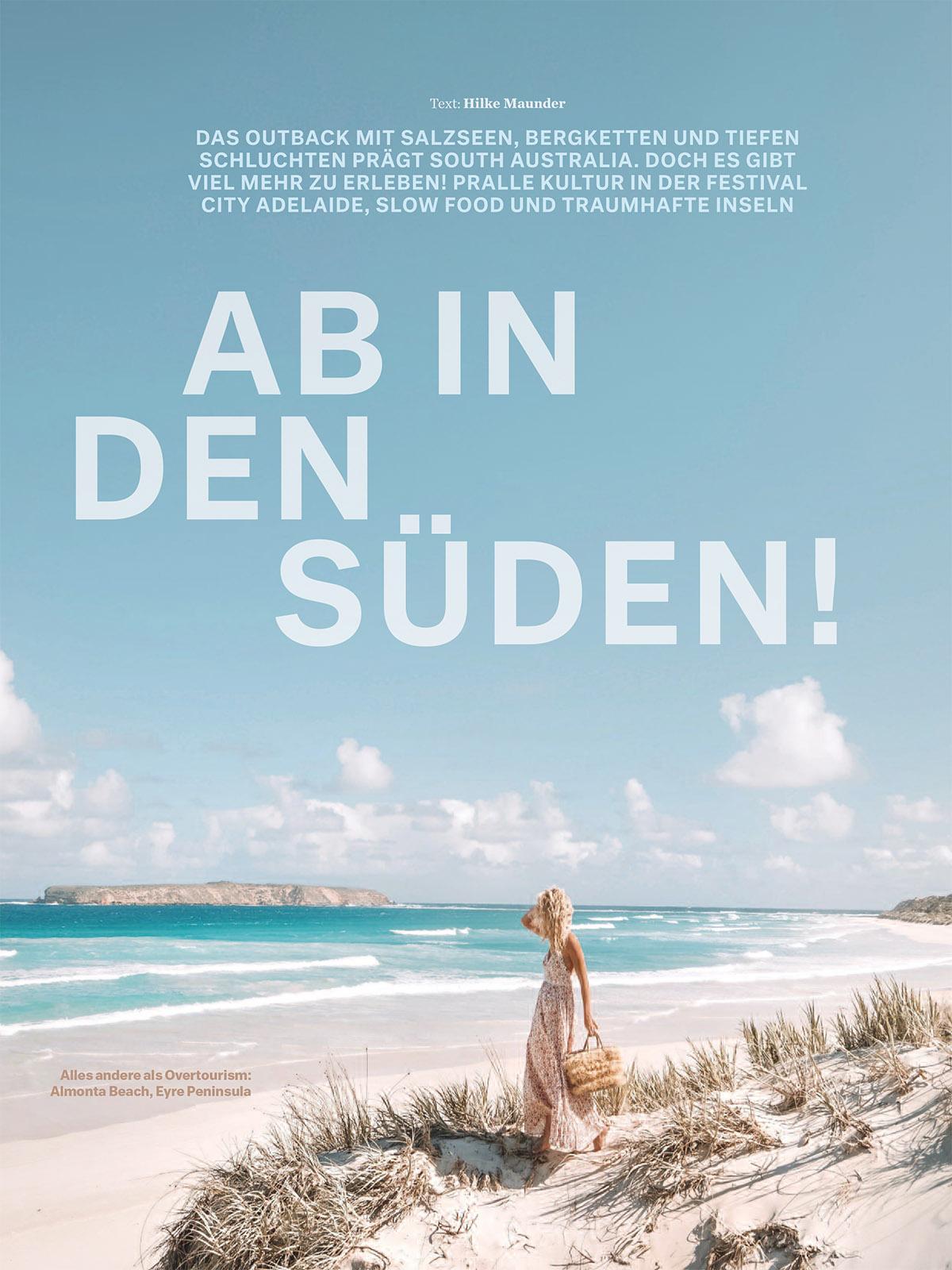 Abenteuer und Reisen_Ab in den Südem_3_2020