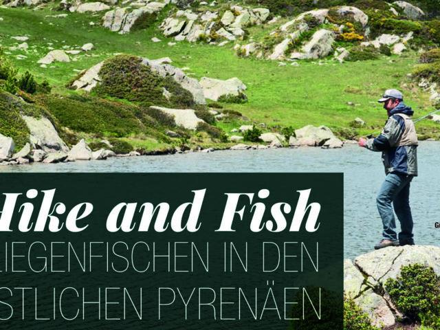 Hike & Fish, Fisch & Fliege 66/2021