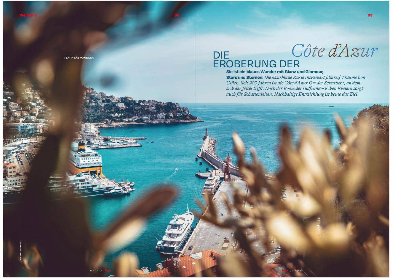 Max Cote d'Azur 2_2021_Seite 1